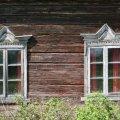 Arvola ,talon ikkunoita