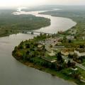 Pelkosenniemen kirkonkylä, 2001