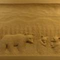 Karhu pentuineen