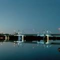 Pelkosenniemen silta, Valopilkku