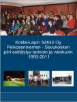 Koillis-Lapin Sähkö Oy p-s piiri kansi